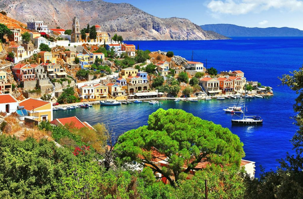 Symi! Small, but, special