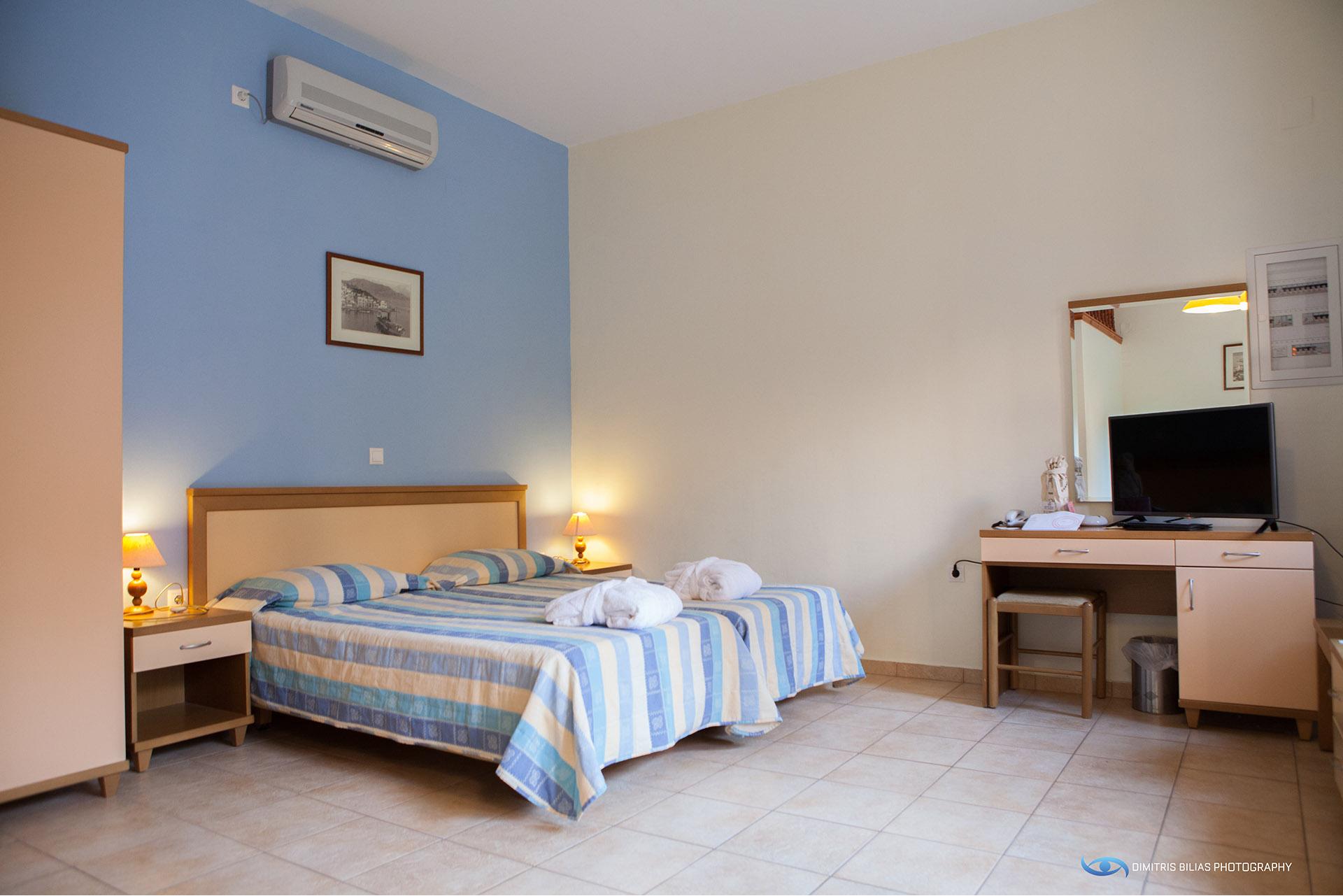 διαμονή σύμη - Iapetos Hotel