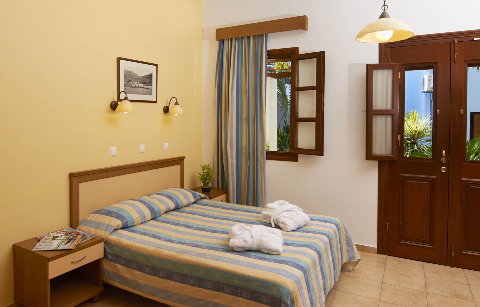 ξενοδοχεια συμη - Iapetos village hotel