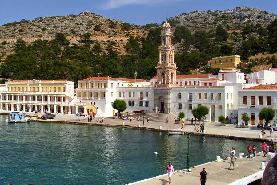 σύμη ξενοδοχεία -Iapetos Hotel