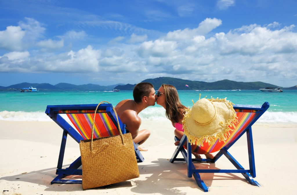 Tips for your first holidays together as couple